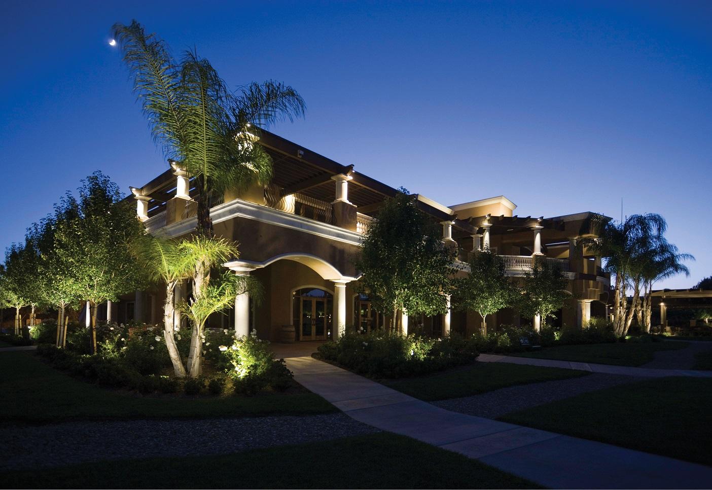LED landscaping lighting